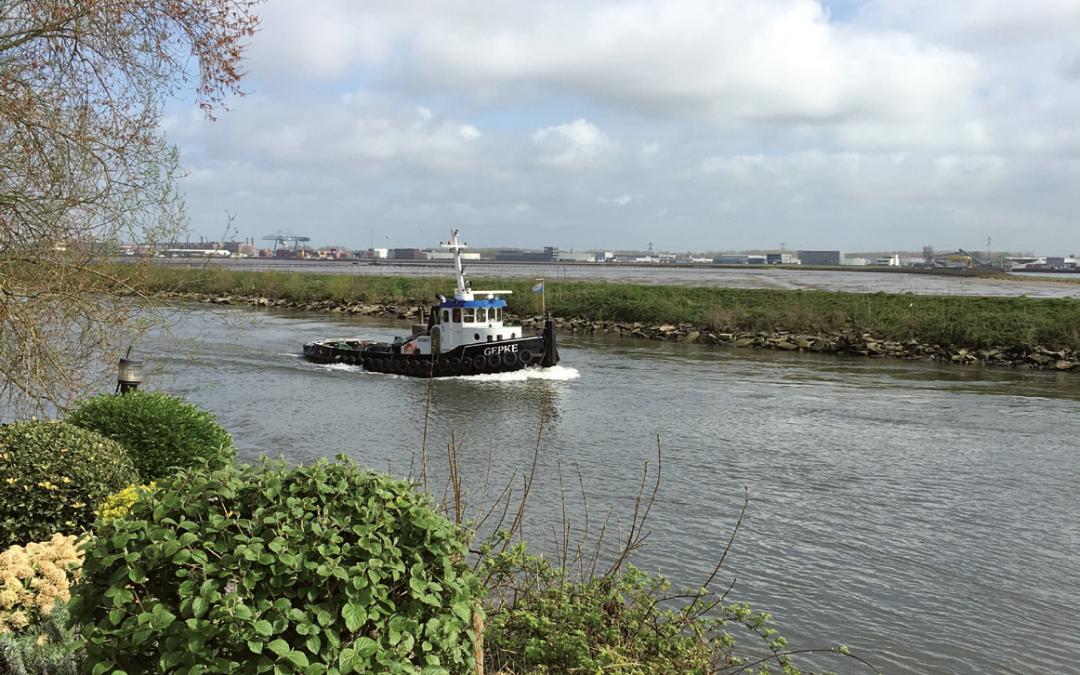 Ter plekke: Deltawerk in Zuid-Holland
