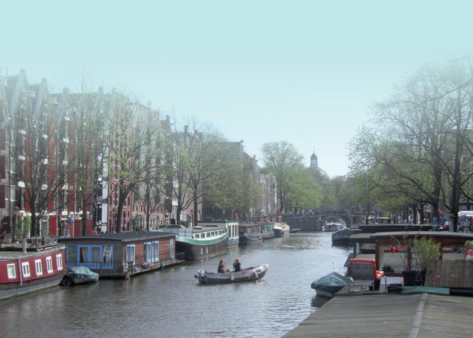 LWO-nieuws: gentrificatie op het water