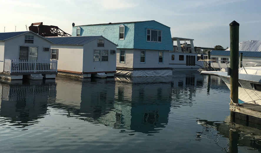 Boston Bay Marina: best kept secret