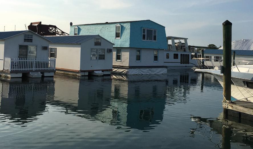 Boston Bay Marina: best kept secret