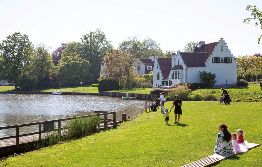 De Vlaamse Leiestreek: het goede leven en een bootje