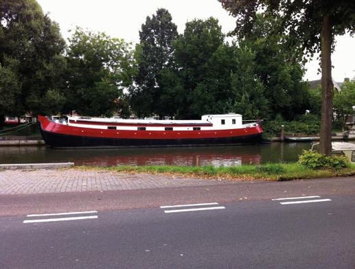 La Boulotte, kantoorboot LWO