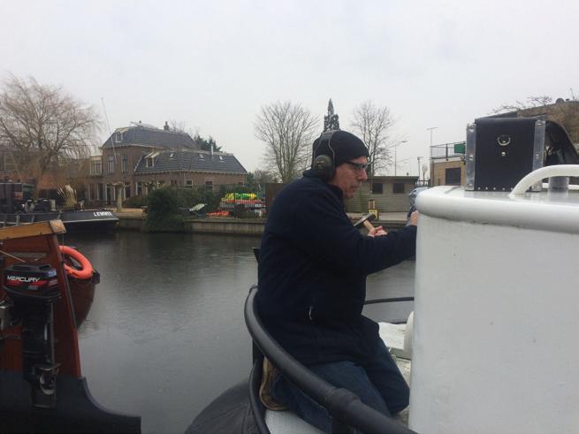 Dirk van der Zee: de krullende hand van een vrije vogel
