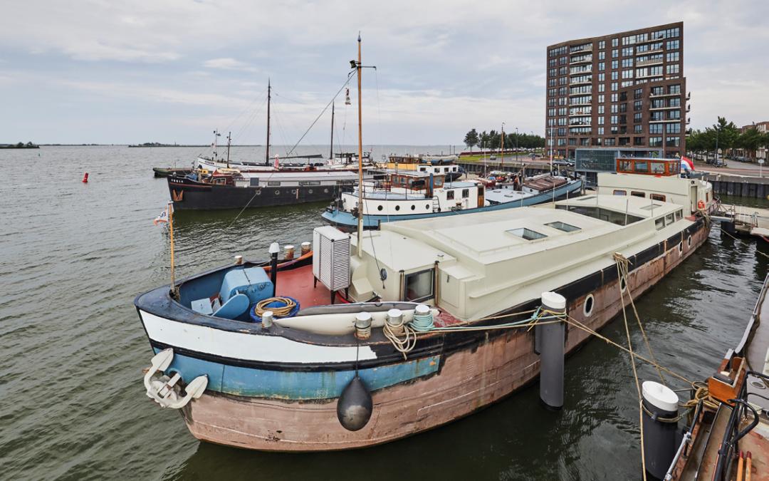 VLOT Wonen: een écht huis op het water