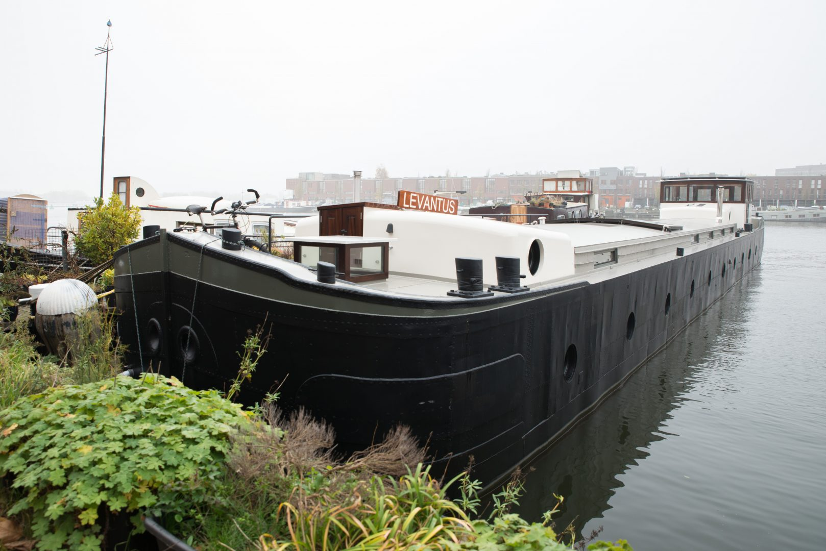 Woonboot van het Jaar