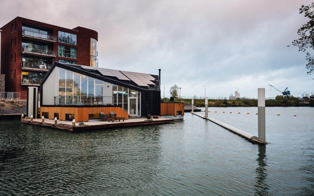 Is jouw waterwoning de Woonboot van het Jaar 2019? Doe mee!