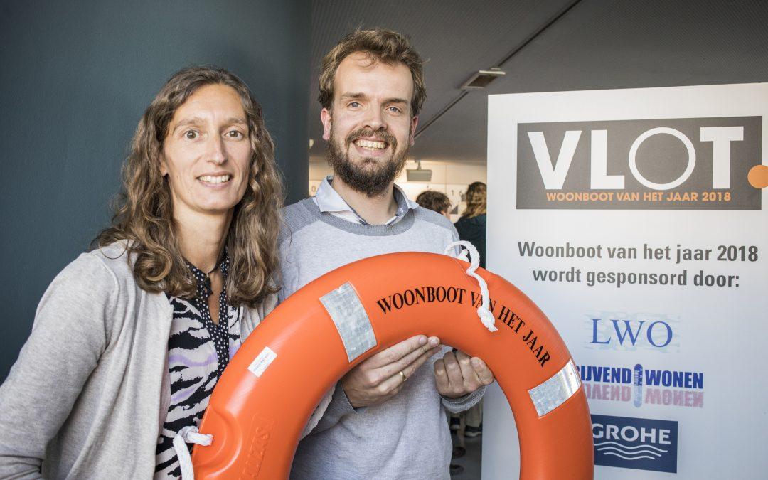 Prijsuitreiking Woonboot van het Jaar 2018