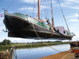 Waterman2 schip takel