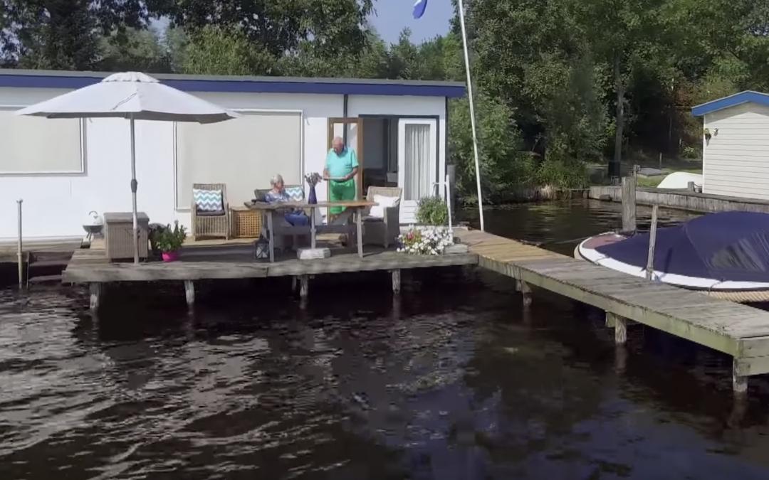 Video: aflevering 2 van de serie 'Waterbewoners'