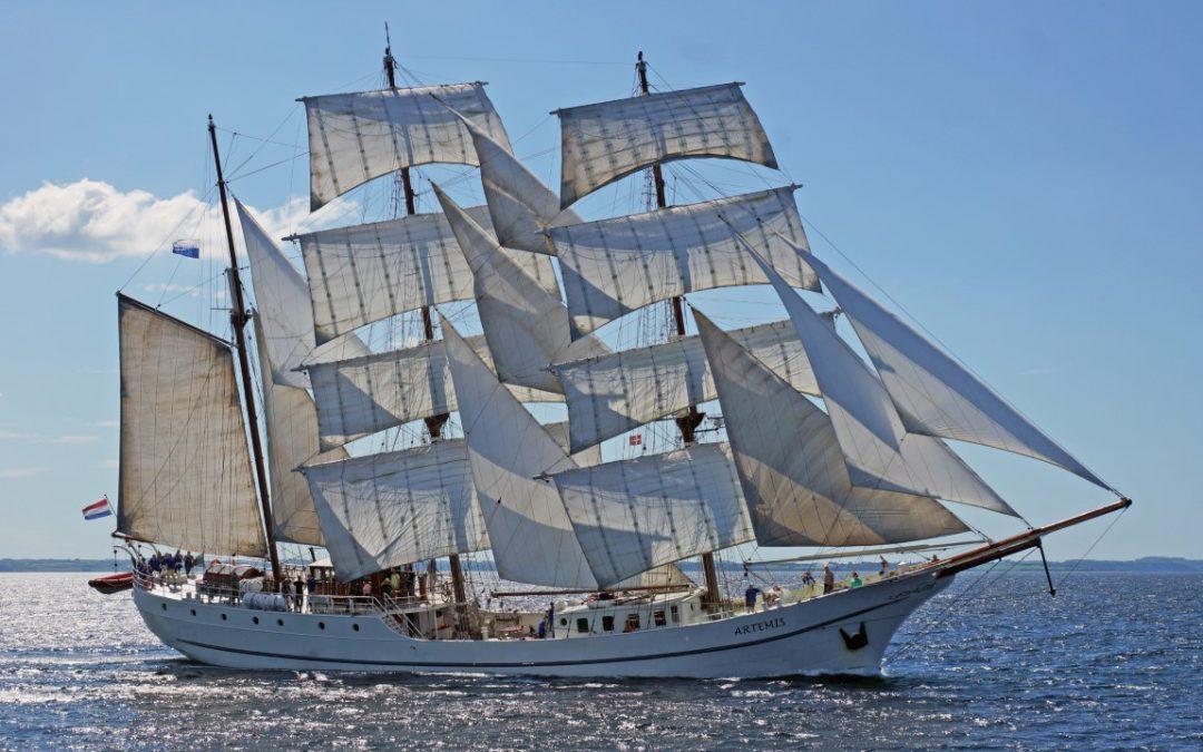 Duurzaam naar Engeland en Scandinavië met de Fair Ferry