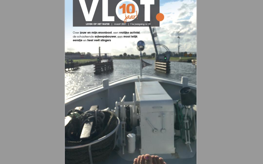 Cadeautje: 4 keer VLOT in luxe omslag
